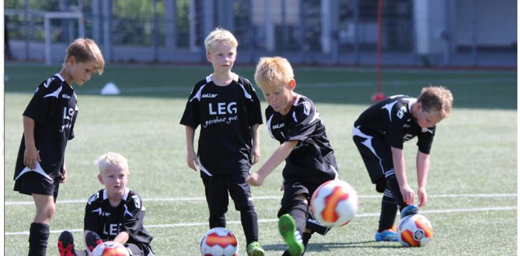 Fußballcamp für Diabetiker beim DSC Arminia Bielefeld
