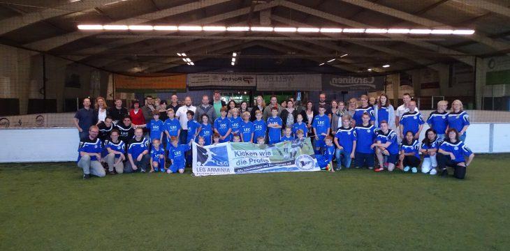 """""""Fußball Camp Arminia Bielefeld"""""""