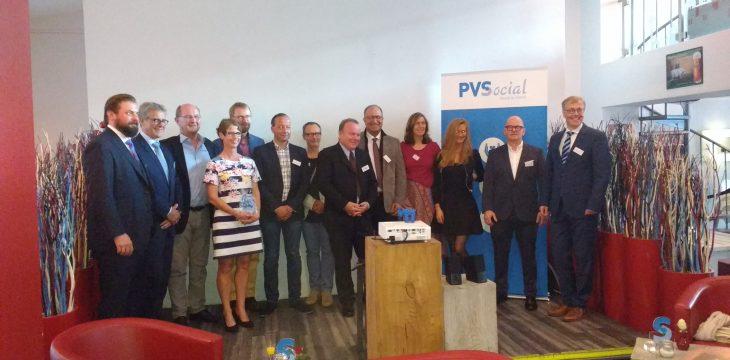 PVSocial Award 2018 – Preisverleihung am 16.05.2018 in Münster